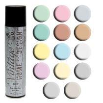 Color spray vintage varios colores 400ml