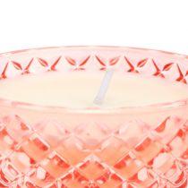Vela perfumada en vidrio Tropical Ø10cm