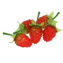 Fresas silvestres 3.5cm 24pcs
