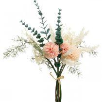 Ramo de pradera ramo artificial de flores de seda H42cm