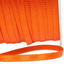 Regalo y decoración cinta 3mm 50m naranja
