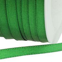 Cinta de regalo y decoración 6mm x 50m verde oscuro