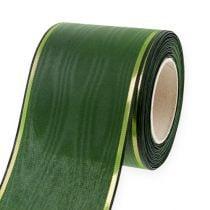 Cinta corona verde oscuro 75mm 25m