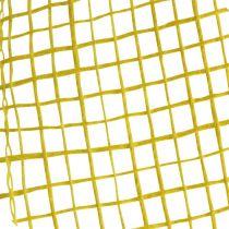 Cinta de yute amarilla 5cm 40m