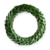 Corona de laurel Ø46cm verde