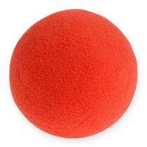 Bolas de espuma rojas 9cm 4pcs