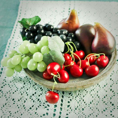 Uvas verdes 17cm