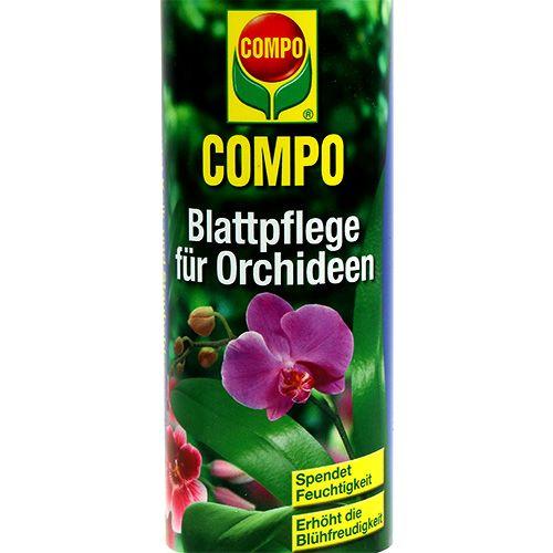 COMPO Cuidado de las hojas para orquídeas 250ml