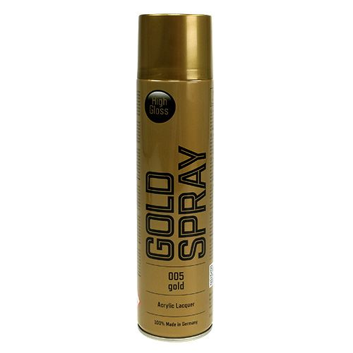 Spray Color Dorado 400ml