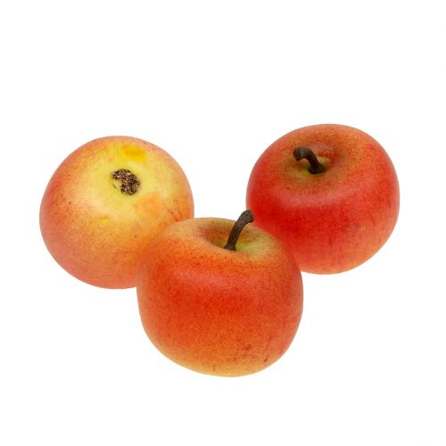 Manzanas decorativas 4.5cm 12pcs