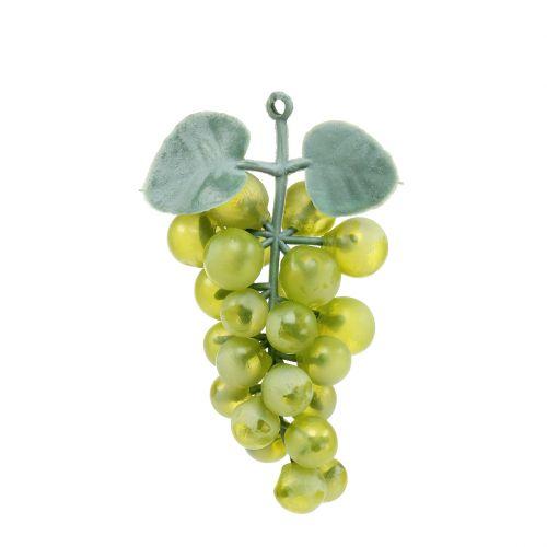 Uva deco pequeña verde 10cm