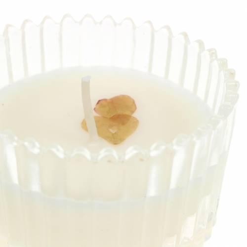 """Vela perfumada """"Frutas festivas y vainilla"""" Ø6,5cm H9cm"""
