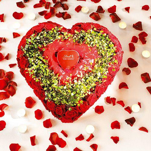 Corazón de espuma floral con sistema de clic tamaño de enchufe verde 20cm 2pcs