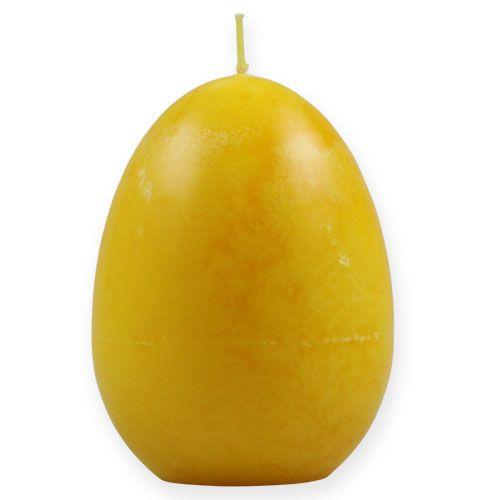Vela huevo Limón 14cm