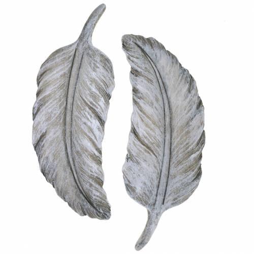 Pluma de joyería grave 18 cm x 6.5 cm 4 piezas