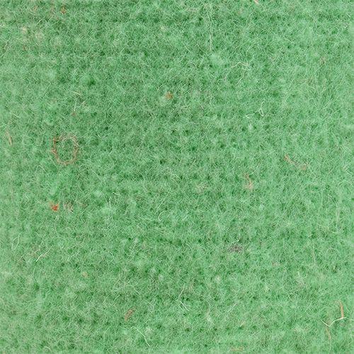 Cinta Fieltro Cinta Pot Verde Claro 15cm 5m