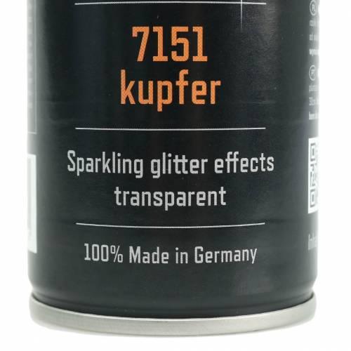 Spray purpurina cobre 400ml