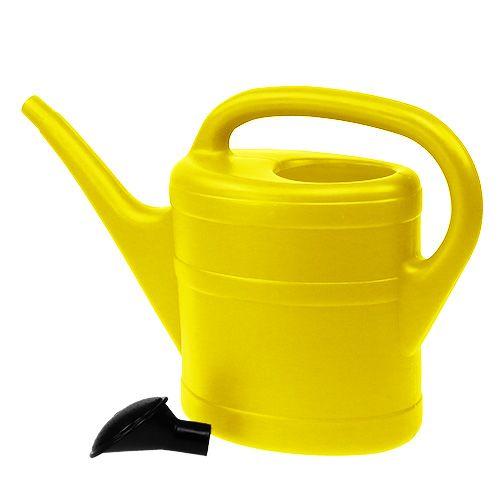 Regadera 5l amarilla