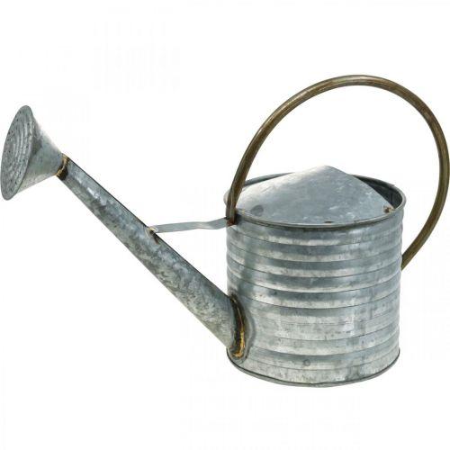 Regadera metal aspecto antiguo 52 × 20 × 33cm