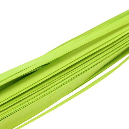Listones de madera primavera verde 95cm - 100cm 50pcs