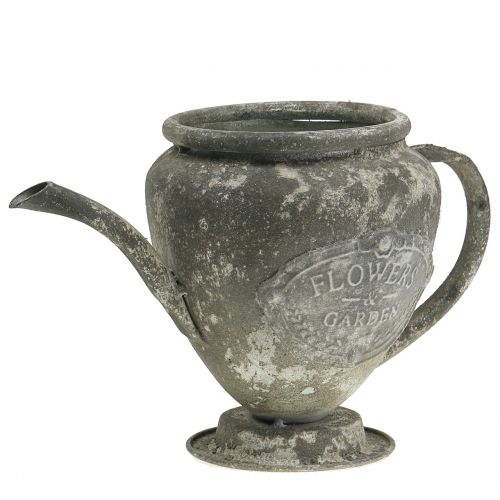 Jardinera jarra Vintage Ø16cm H17cm