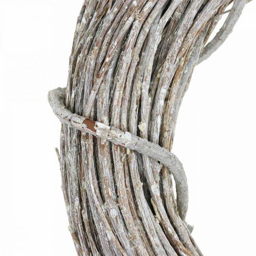 Guirnalda decorativa guirnalda natural encalada guirnalda de puerta Shabby Chic Ø42cm