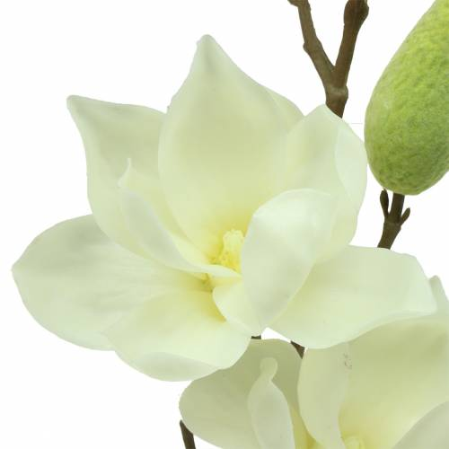 Magnolia Real Touch Blanco 70cm