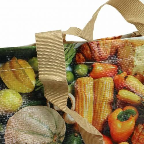 Bolsa de compras con asas Harmonie 35 × 18 × 39cm plástico