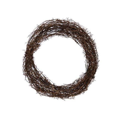 Corona de vid Ø10cm 20pcs