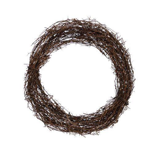 Corona de vid Ø15cm 10pcs