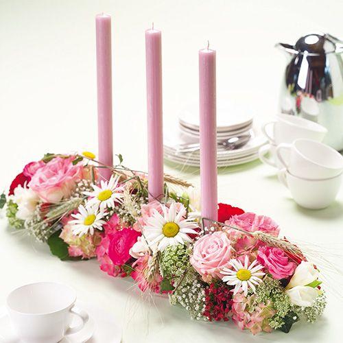 Decorette de espuma floral Super con tiras adhesivas 2pcs
