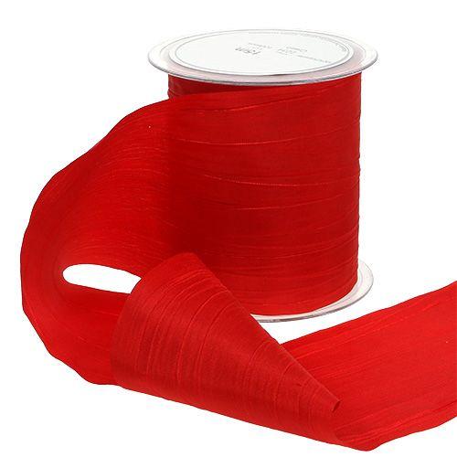 Bisagra de mesa rojo crash 100mm 15m