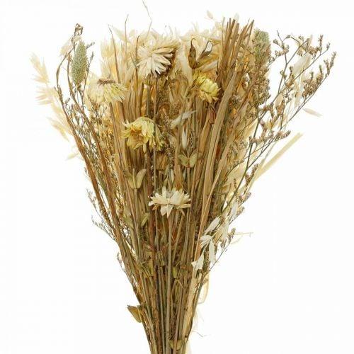 Ramo de flores secas natural 45cm