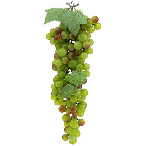 Uva Verde claro 44cm artificial