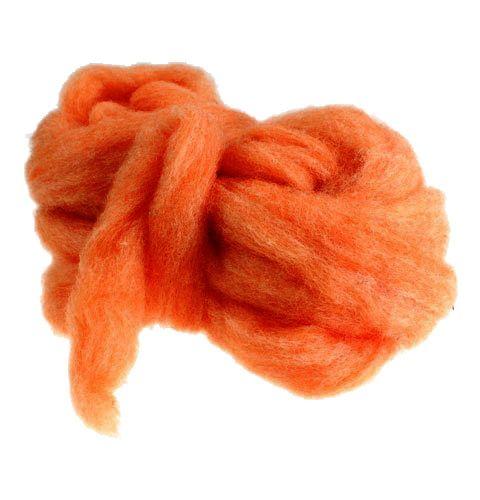 Remache lana 10m naranja