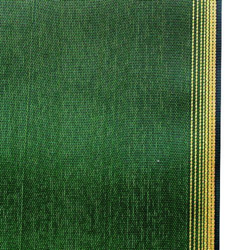 Cinta de guirnalda Moiré verde oscuro