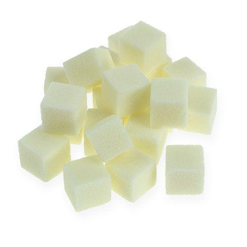 Crema mini-cubo de espuma húmeda 300p