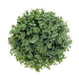 Bola de boj verde artificial Ø18cm