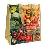 Bolsa de compras con asas armonía 35 × 18 × 39cm plástico