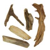 Madera decorativa y raíz marrón 1kg
